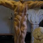 Paul B Kincaid -Sculpture - Rood-Cross