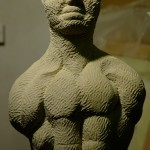 Paul B Kincaid -Sculpture - Adam Before The Fall