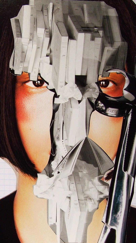 Paul B Kincaid - Collage