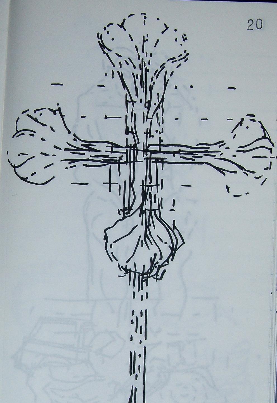 Paul B Kincaid - Drawings