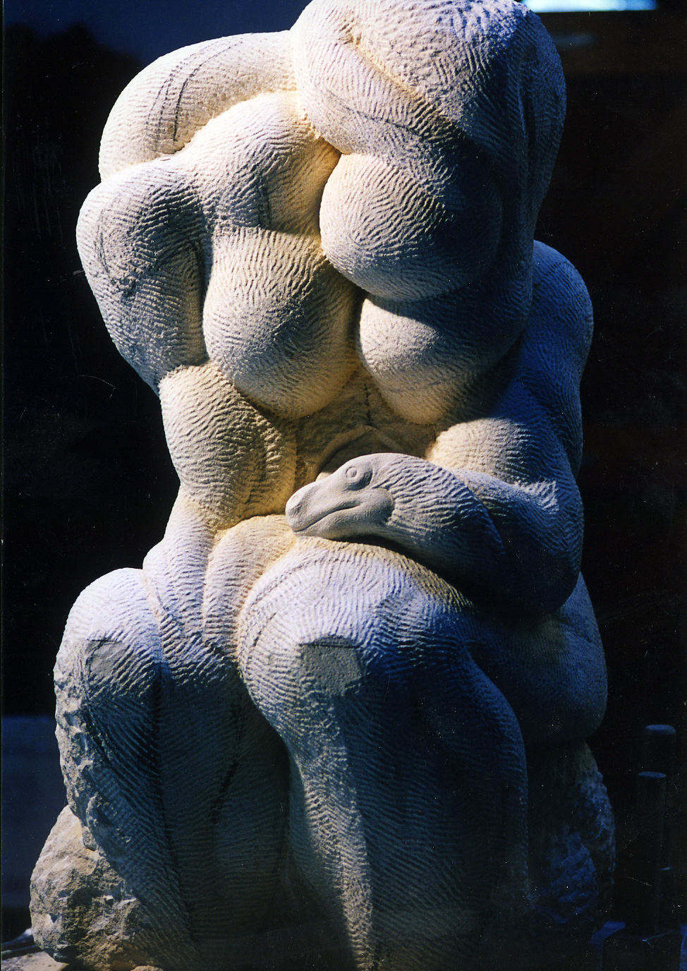 Paul B Kincaid -Sculpture - Eve